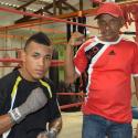 José Sanmartín confía en que su hijo será campeón