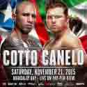 Closed Circuit Viewing Tickets for Miguel Cotto vs. Canelo Alvarez on Sale Today