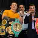 Golovkin: I promise an amazing show on October 17
