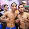 Pesaje Oficial:Emmanuel 'Manny' Rodríguez 118lbs vs Alex Rangel 117lbs
