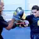 'Manny' Rodríguez  / En excelentes condiciones para su pelea de este sábado en Fajardo