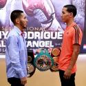'Manny' Rodríguez / Su oponente asegura que le va a ganar